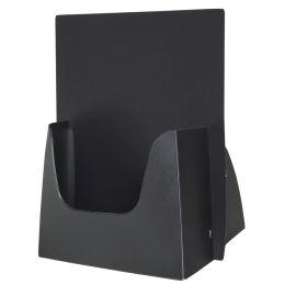dataplus Tisch-Prospekthalter, DIN A6, anthrazit
