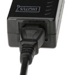 DIGITUS PoE Injektor, entspricht IEEE 802.3af Standard