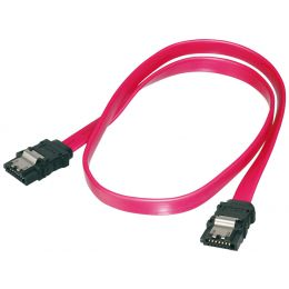 DIGITUS Serial ATA Anschlusskabel mit Sicherheitslasche
