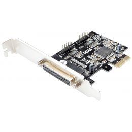 DIGITUS Seriell / Parallel MCS9901 SPP/EPP/ECP PCI-Express