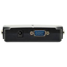 DIGITUS VGA Splitter 350 MHz, 4-fach, 75 m Reichweite