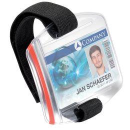 DURABLE Ausweishalter OUTDOOR SECURE, für 1 Ausweis