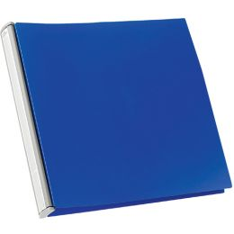 DURABLE CD-/DVD-Album 96, Ringbuch, PP, schwarz / silber