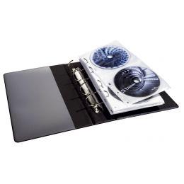 DURABLE CD-/DVD-Hülle COVER S, für 2 CDs, PP, 156 x 288 mm