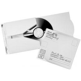 DURABLE CD-/DVD-Versandtaschen CD/DVD MAIL, für 1 CD/DVD