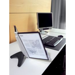DURABLE Display-System SHERPA soho table 5, Komplett-Set