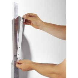 DURABLE Display-System VARIO MAGNET wall 5, Komplett-Set