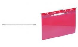 DURABLE Kunststoff-Reiter für Einhänge-Schnellhefter 2560