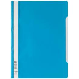 DURABLE Schnellhefter, DIN A4, aus PP-Folie, blau