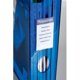 DURABLE Selbstklebetaschen POCKETFIX, (B)105 x (H)65 mm