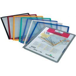 DURABLE Sichttafel SHERPA, DIN A4, farbig sortiert