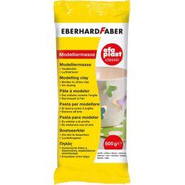 EBERHARD FABER Modelliermasse EFA Plast classic, weiß