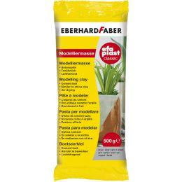 EBERHARD FABER Modelliermasse EFA Plast classic, grau