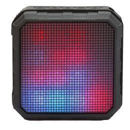 ednet Bluetooth Lautsprecher Spectro II LED, Leistung 4 W