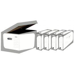 ELBA Archiv-Klappdeckelbox SOHO inkl. 4 Archiv-Schachteln