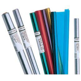 ELBA Buchschutzfolie, PVC, kristall farblos, 700 mm x 2 m