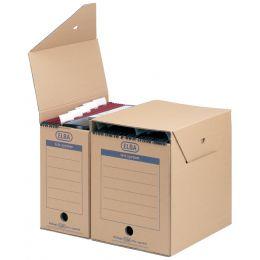 ELBA Hängemappen-Archiv tric System maxi, naturbraun