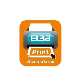 ELBA Ordner smart Original*, Rückenbreite: 80 mm, rot