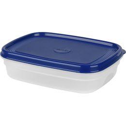 emsa Frischhaltedose SUPERLINE, 1,0 Liter, rechteckig, blau