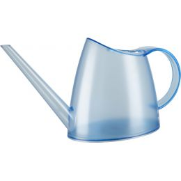 emsa Gießkanne FUCHSIA, 1,5 Liter, transparent-topasblau