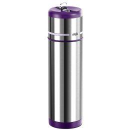 emsa Isolier-Trinkflasche MOBILITY, 0,50 Liter, schwarz