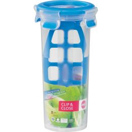 emsa Mixbecher CLIP & CLOSE, 0,50 Liter, transparent