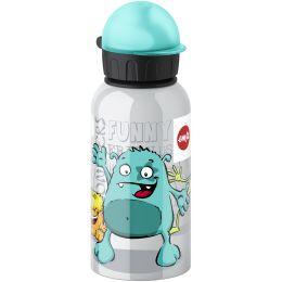 emsa Trinkflasche KIDS, Motiv: Monster, 0,4 Liter