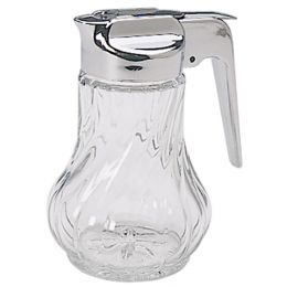 Esmeyer Sahne- und Honigspender MAIK, 0,25 l, Glas
