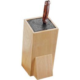 Esmeyer Universal-Messerblock WONDER, aus Gummibaumholz