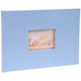 EXACOMPTA Babyalbum Softissimo, 285 x 220 mm, hellblau