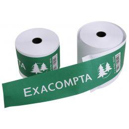 EXACOMPTA Thermorollen für Kassensysteme, 80 mm x 44 m