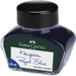 FABER-CASTELL Tinte im Glas, königsblau, Inhalt: 30 ml