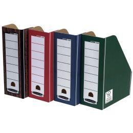 Fellowes BANKERS BOX PREMIUM Archiv-Stehsammler, braun