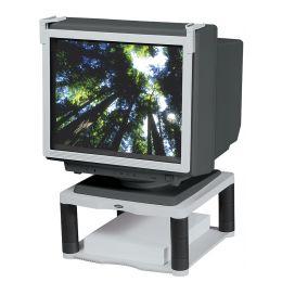 Fellowes Monitorständer Premium, platin