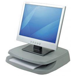 Fellowes TFT-/LCD-Monitorständer, hellgrau
