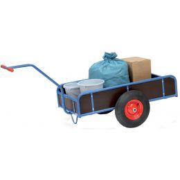 fetra Handwagen mit 4 Wänden,Ladefläche: (B)1140 x (T)545 mm