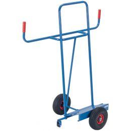 fetra Platten-Transportkarre, Stahlrohr, Tragkraft: 350 kg