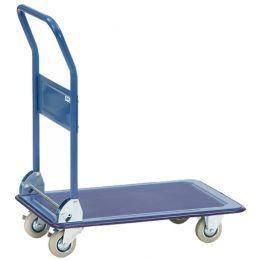 fetra Stahl-Plattformwagen, Tragkraft: 250 kg