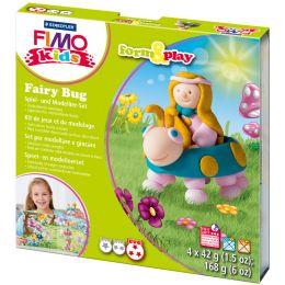 FIMO kids Modellier-Set Form & Play Fairy Bug, Level 3