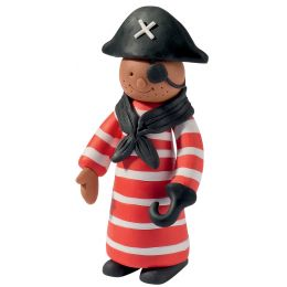 FIMO kids Modellier-Set Form & Play Pirate, Level 3