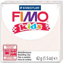 FIMO kids Modelliermasse, ofenhärtend, weiß, 42 g