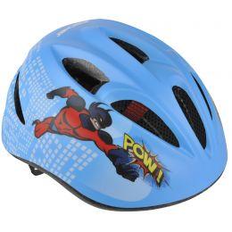 FISCHER Kinder-Fahrrad-Helm Comic, Größe: S/M