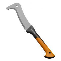 FISKARS Machete XA3, Länge: 510 mm, schwarz / orange