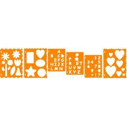 FISKARS Motivcutter ShapeCutter, transparent / orange