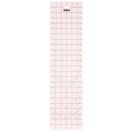 FISKARS Patchwork Lineal, 15,24 cm x 30,48 cm (6 x 12)