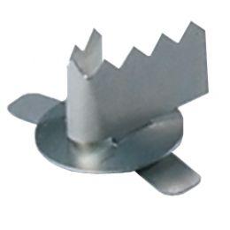 folia Kerzenhalter für Laternen, aus Metall, 2-teilig
