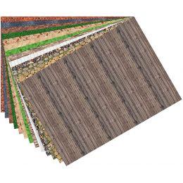 folia Motivkarton Strukturen, 500 x 700 mm, 270 g/qm