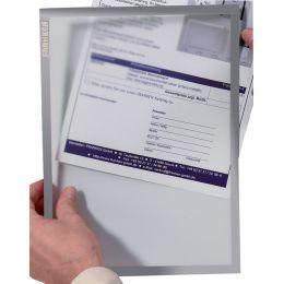 FRANKEN Magnet-Tasche FRAME IT X-tra!Line, DIN A3, grau