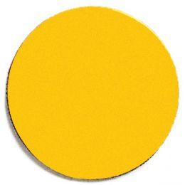 FRANKEN Magnetsymbol Kreis, Durchmesser: 10 mm, gelb