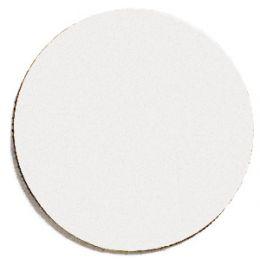 FRANKEN Magnetsymbol Kreis, Durchmesser: 10 mm, weiß